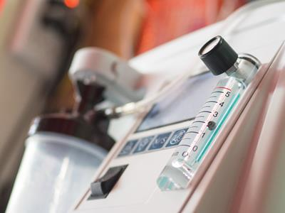 Wyoming county reports oxygen concentrator shortage