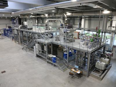 Evonik focuses on demand and scalability for SEPURAN tech