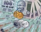 Indian currency business finance