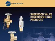Sherwood Valves new catalog cover