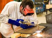 Acetylene welding health and safety