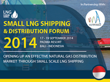 Small LNG Shipping & Distribution Forum 2014
