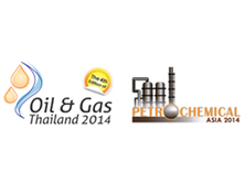 4th edition of Oil & Gas Thailand (OGET) 2014 and Petrochemical Asia 2014