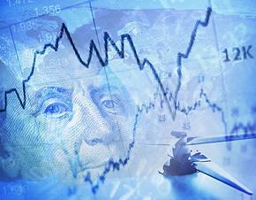 Dollar currency finance business