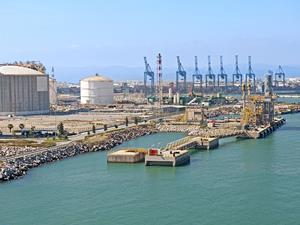 Liquefied natural gas terminal